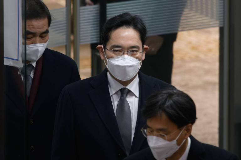 Por chips, indústria dos EUA pressiona por libertação de chefe da Samsung preso