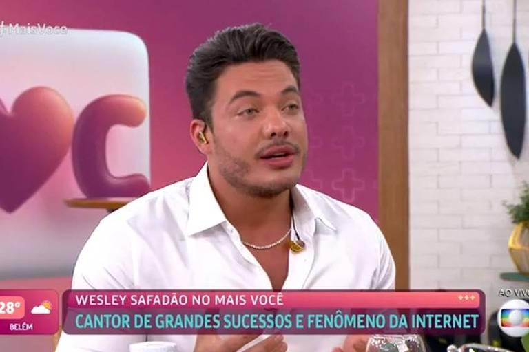 Wesley Safadão diz que casamento melhorou na pandemia: 'Maravilhoso'