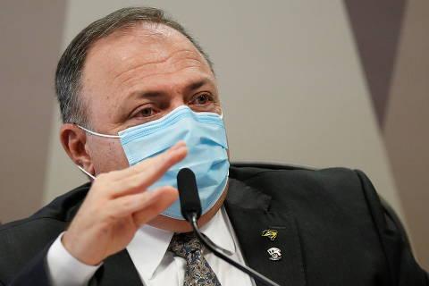 Servidor aponta pressão atípica por contrato de vacina na gestão Pazuello, e CPI investiga favorecimento