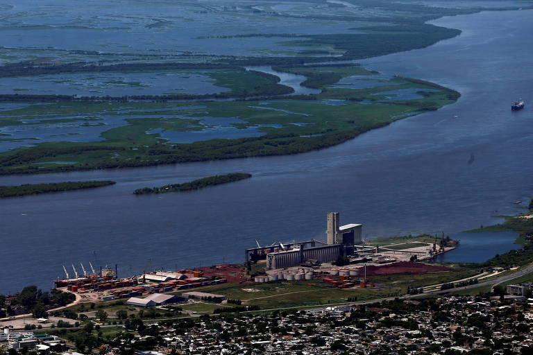 Portuários argentinos indicam outra greve de 48 horas na próxima semana