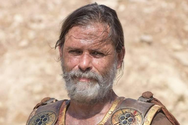 """Massá (Marcos Winter) conseguirá escapar da morte e se tornará um general em """"Gênesis"""""""
