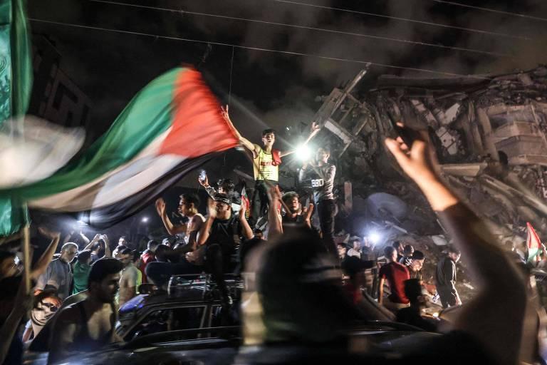 Hamas finge que já existe um Estado palestino: a 'sua' Faixa de Gaza
