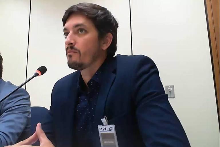 O advogado Júlio Cavalcanti, delator da Operação Faroeste
