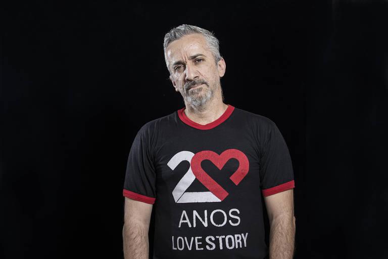 Juninho da Love foi DJ e MC da Love Story por 22 anos - Eduardo Knapp/Folhapress
