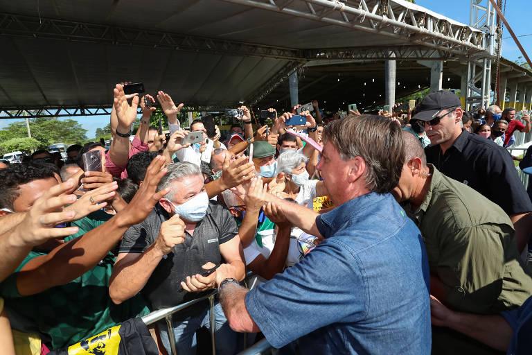 Presidente do PC do B acusa Bolsonaro de fazer propaganda eleitoral e vai à Justiça