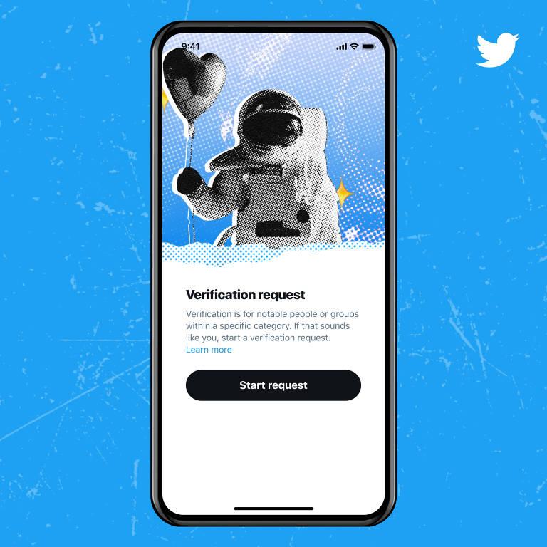 Twitter retoma processo de verificação de perfis