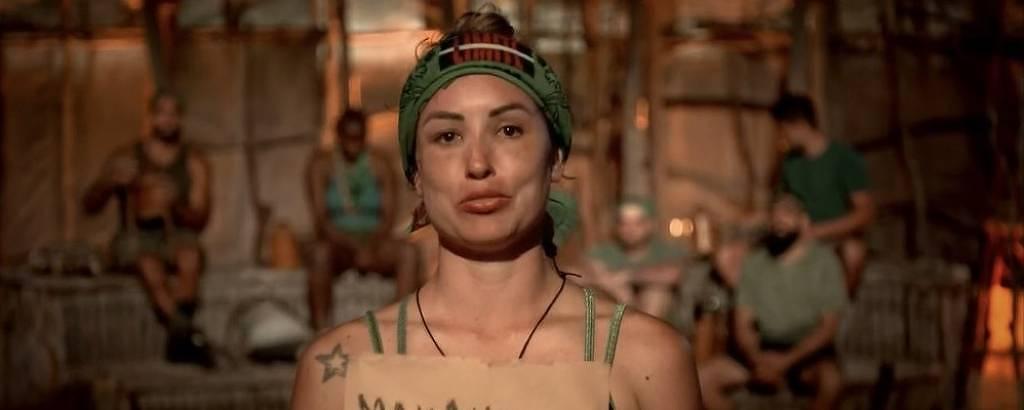 Jéssica  Mueller, participante do 'No Limite'