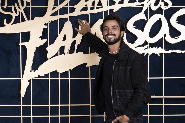 Rodrigo Simas diz que Super Dança é mais desafiador: 'Consciência corporal mudou'