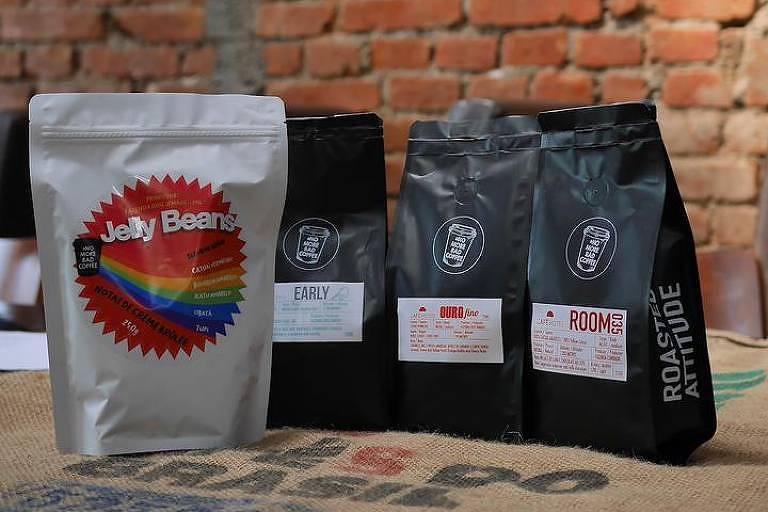 Novos cafés que abriram em SP