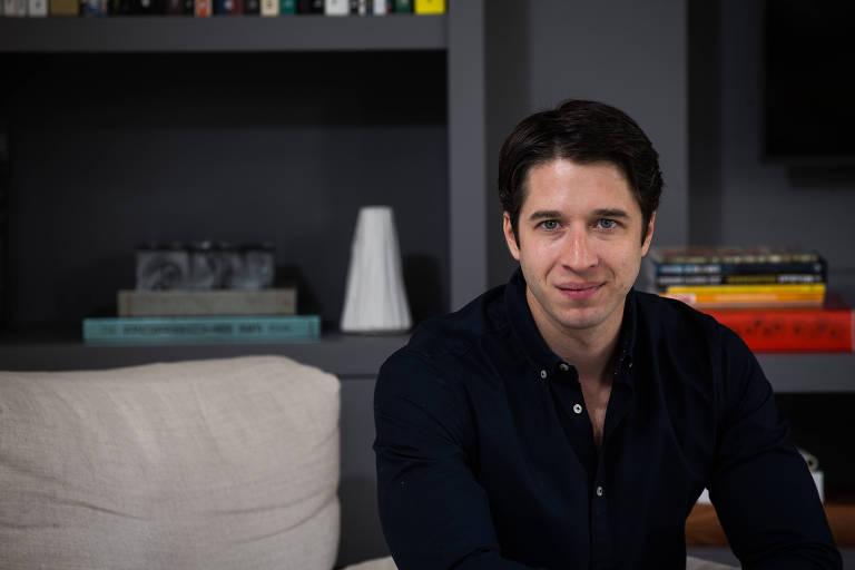 Empresário Gabriel Kanner estreia coluna na Folha