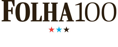 Logotipo da Folha100( Crédito: Folhapress )