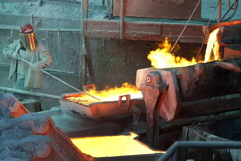 Maior produtora de cobre do mundo diz que 40% da produção está sob risco com projeto de lei