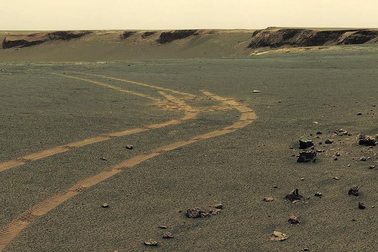 EUA, Europa, Japão e China apostam corrida mirando Marte