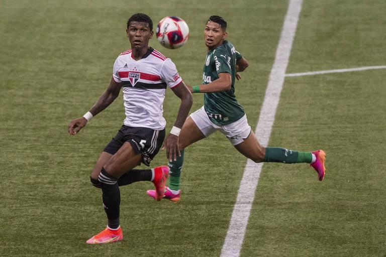 Caneladas do Vitão: Muito desejado também pelo Palmeiras, Paulistão vale mais para o São Paulo