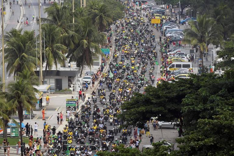 PT aciona STF para investigar Bolsonaro por suspeitas de crimes sanitário e de uso de verba pública em atos
