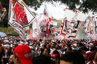 FINAL CAMPEONATO PAULISTA 2021 -  SÃO  PAULO E PALMEIRAS