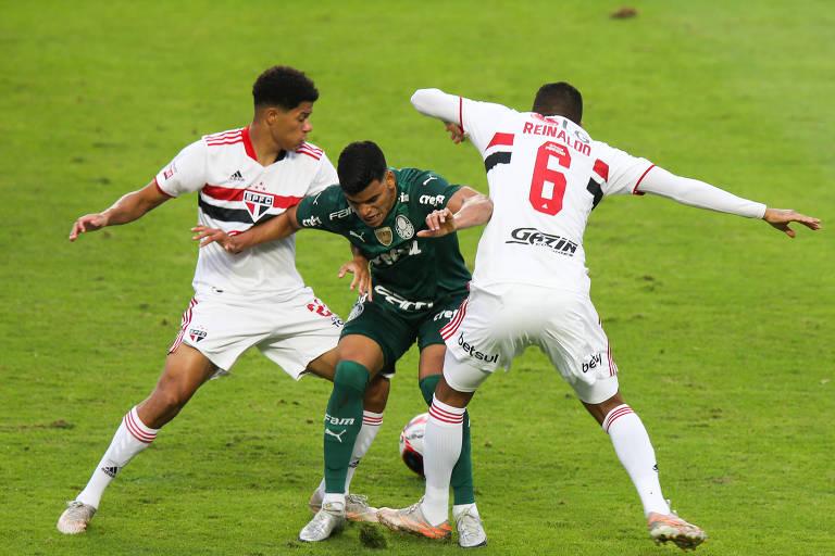 Campeão paulista, São Paulo de Crespo revive marcação individual