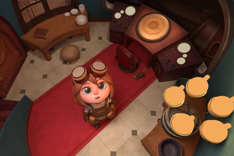 Anim!Arte 2021, festival internacional online de animação, tem 452 filmes