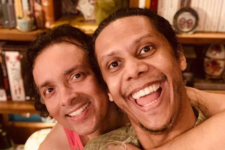 Rodrigo Fagundes e Wendell Bendelack anunciam que irão se casar