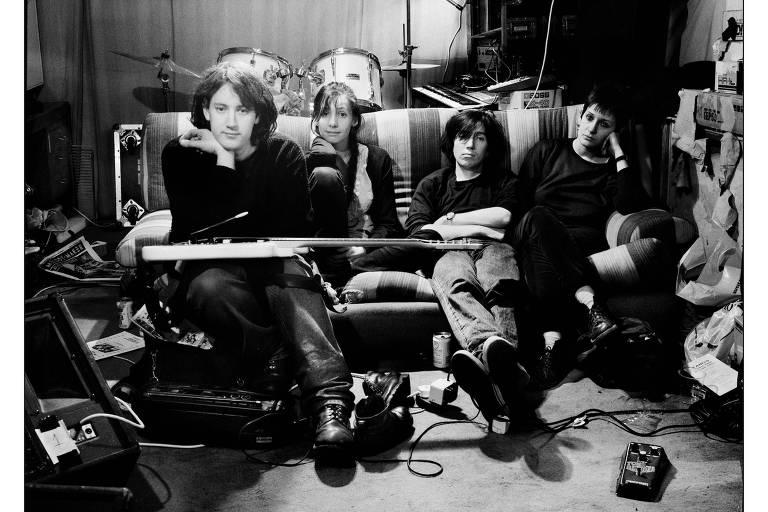 My Bloody Valentine criou estilo musical com 'Loveless', disco que chega ao streaming