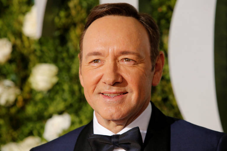 Imagens do ator Kevin Spacey