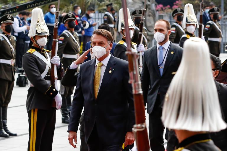A miopia política do governo Bolsonaro na América do Sul