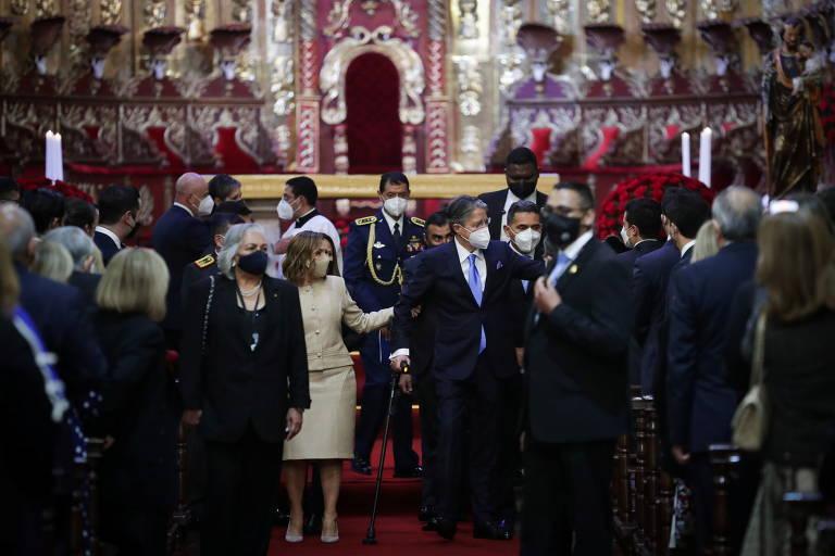Lasso assume Presidência do Equador com promessa de vacinação em massa