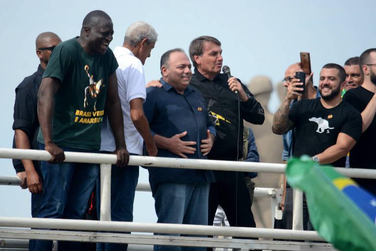 Ato com Bolsonaro no Rio pode ter ferido códigos penal, de trânsito e do Exército com 3 potenciais infrações