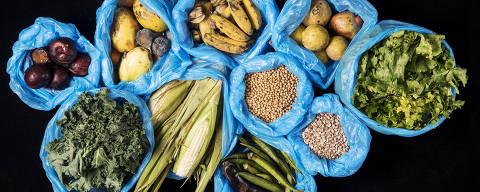 Sao Paulo, , BRASIL, 18-05-2021:  Producao Caderno Agro. Desperdicio de alimentos. Frutas, hortalicas, graos e legumes. Producao Aline Prado (Foto: Eduardo Knapp/Eduardo   Knapp, ESPECIAIS).