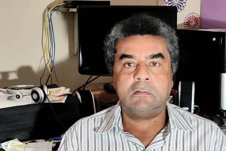 Jusevaldo Batista do Nascimento tenta receber resíduo da aposentadoria do seu pai