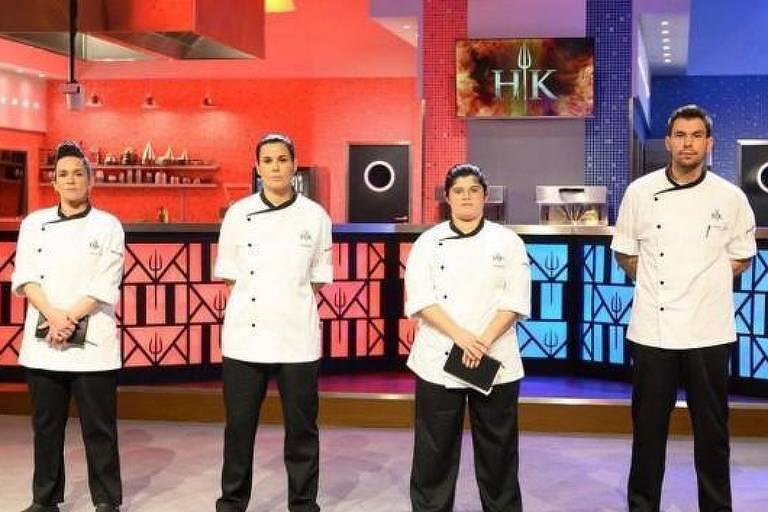 Chef Cândida Batista é eliminada na semifinal do 'Hell's Kitchen Portugal'