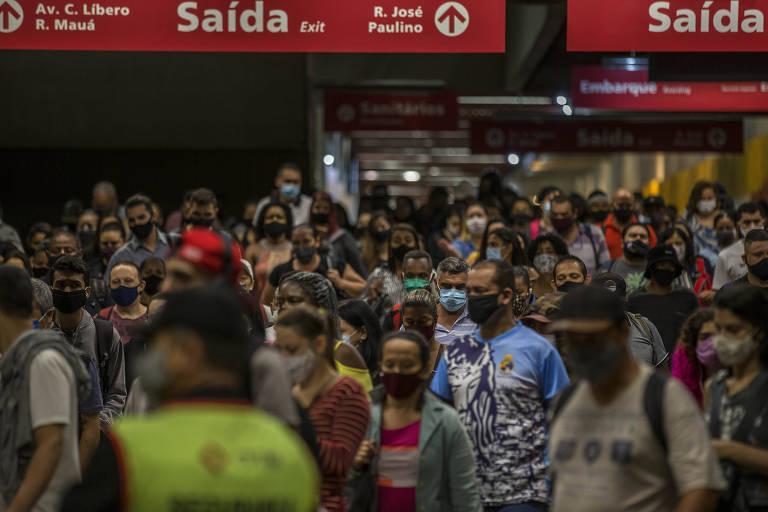 Brasil tem menos isolamento social que campeões de vacinação como Reino Unido e Israel