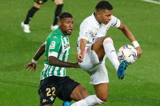 La Liga Santander - Real Madrid v Real Betis