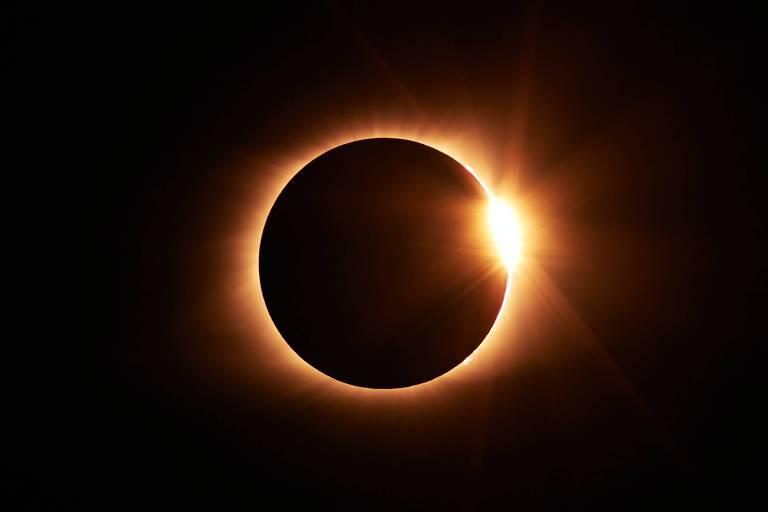 Como funciona um eclipse
