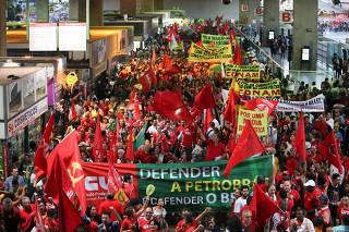 CUT/PROTESTO/BRASILIA
