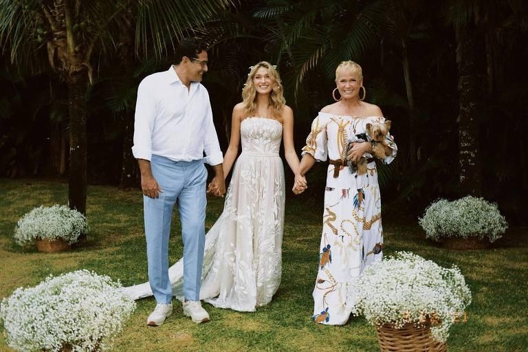 Sasha Meneghel antecipa volta ao Brasil para acompanhar saúde do pai