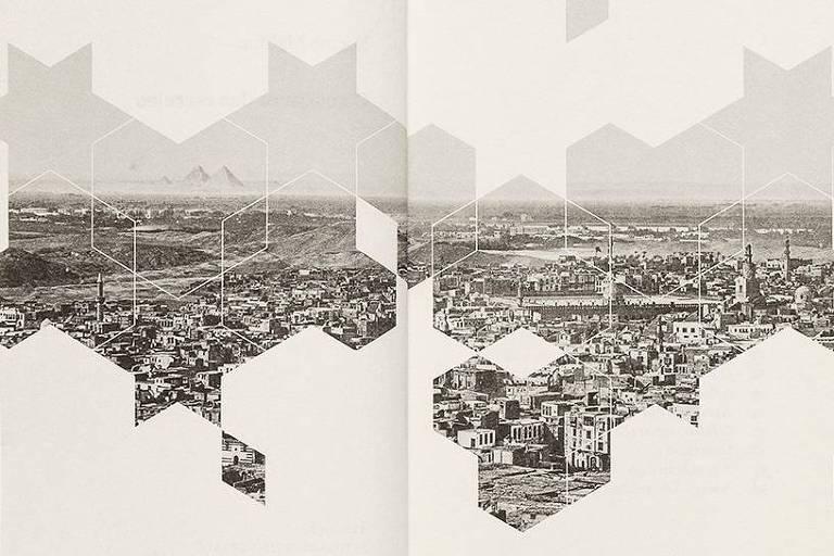 ilustração de cidade