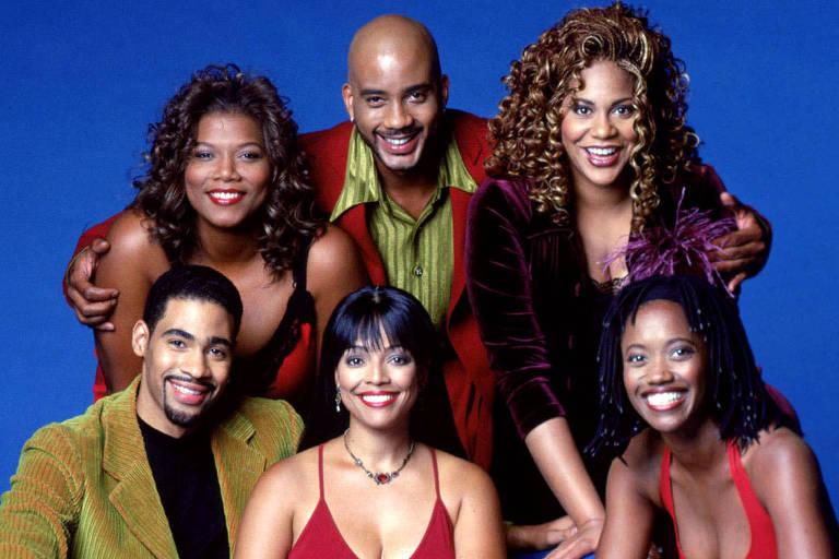 seis pessoas negras