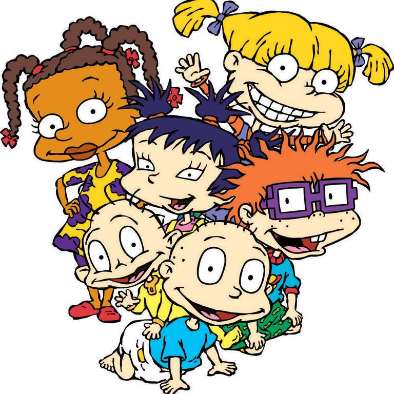Imagens do desenho Rugrats: Os Anjinhos