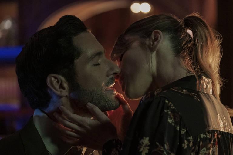Imagens da série Lucifer (5ª temporada)