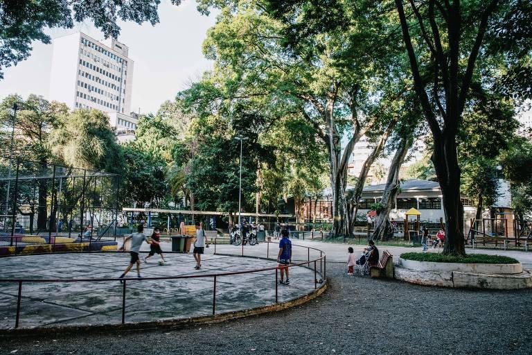 Santa Cecília e Vila Buarque mantêm ar moderninho mesmo na pandemia