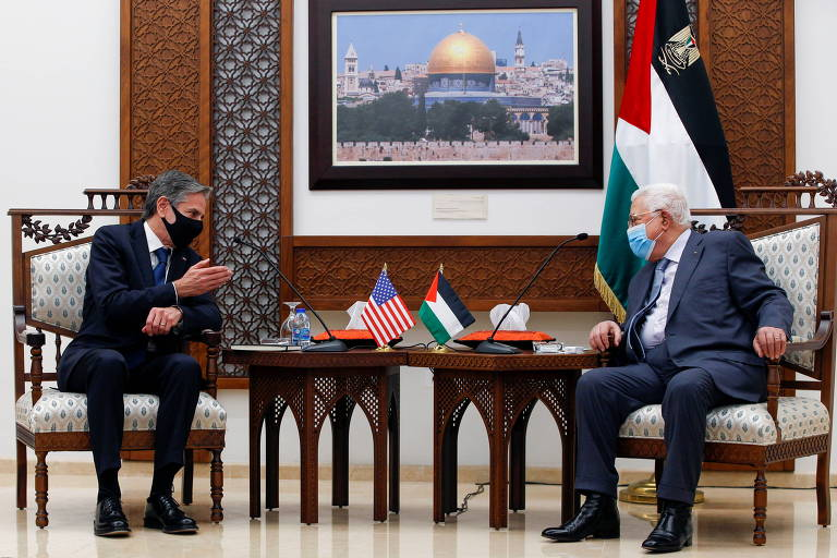 Ao restaurar laços com palestinos, gestão Biden corre risco de causar a ira de Israel