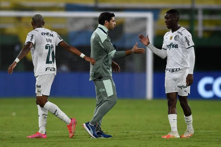Após terceiro vice na temporada, Palmeiras volta a dar atenção à Libertadores