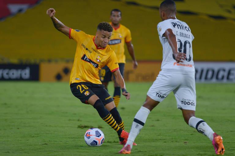 Santos volta a cair na fase de grupos da Libertadores após 37 anos