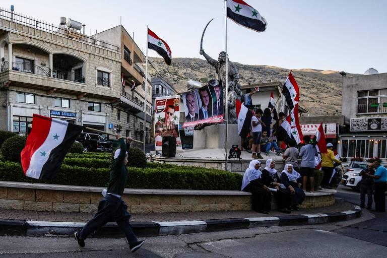 Com certeza de vitória de Assad, Síria faz eleição presidencial em meio a guerra