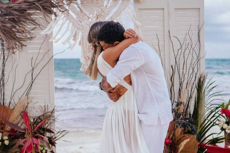 Casamento de MC Kevin e Deolane Bezerra