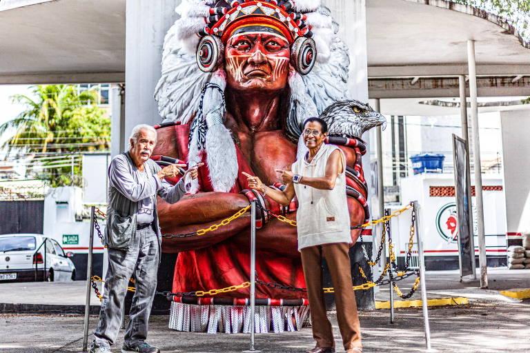 Veja imagens da série 'Carnaval', de Carlos Vergara