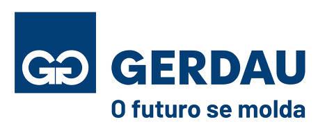 Logomarca da Gerdau, patrocinador do Prêmio Empreendedor Social 2021. (Foto: Dilvugação)