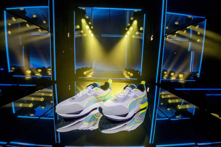 A psicologia secreta das cores dos tênis