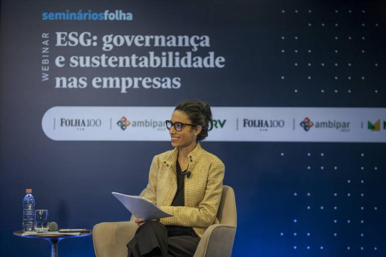 Seminário sobre ESG, governança e sustentabilidade